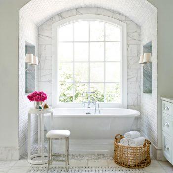 top-bathroomilerends-of-hgtvs-decorating-design-black-and-white-flooringclassic-floorilewhite-hexagon